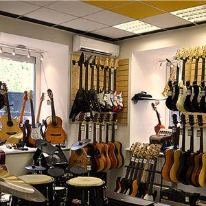 Музыкальные магазины Сызрани