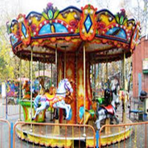 Парки культуры и отдыха Сызрани