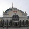 Железнодорожные вокзалы в Сызрани