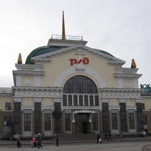 Железнодорожные вокзалы Сызрани